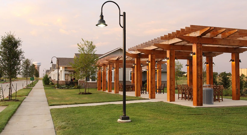 Terrace At Midtowne Park Area